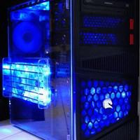 Paket Lengkap Komputer Desktop PC Rakitan Intel i3