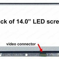 LED LCD 14.0 SLIM 30Pin Laptop Asus X441S X441 X441SA X441SC