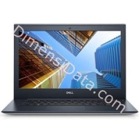 Notebook DELL Vostro 5471 [Core i5-8250U] Win 10 Pro