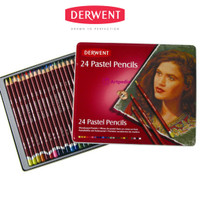 Derwent Pastel Pencil 24 / Derwent Pastel Pencil Tin 24