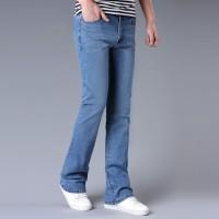 Celana Jeans Pria Cutbray / Jeans Cutbray / Celana Pria Bootcut