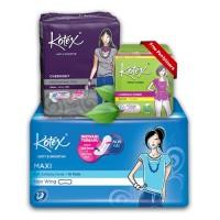Kotex Value Package 1 [Free Liners Daun Sirih 8 Pcs]