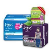 Kotex Value Package 4 [Free Liners Daun Sirih 8 Pcs]