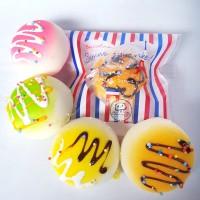 Jual Squishy Mini Donut Murah Harga Terbaru 2019 Tokopedia
