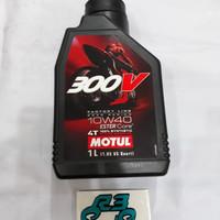 Oli Motul 300V 10W40 Ester Core 1 Liter