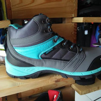 sepatu gunung wanita air protec original not eiger