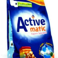 Jual Active Matic AM-150 Hygienic Detergent Low Foam - Deterjen Mesin Cuci Murah