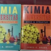 Kimia Universitas Asas Dan Struktur Jilid 1-2 James E Brady