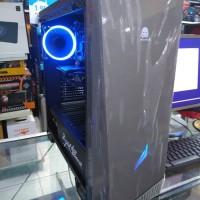 PC CPU RAKITAN GAMING & DESIGN G5400 COFEELAKE & GTX 1050TI 4G MSI OC