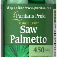 Saw Palmetto 450 mg isi 100 butir