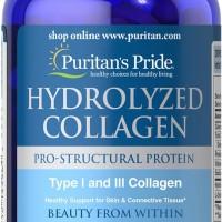 Hydrolyzed Collagen isi 180 butir