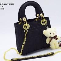 Tas Dior Granville Jelly Mate, Ukuran Mini ( Quality Semipremium )