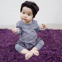 Setelan Baju bayi Import Korea style Premium Setelan