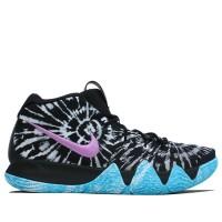 e893330e3f06 Sepatu Basket Original Nike Kyrie 4 BLACK WHITE AQ8622001