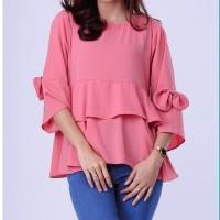 Baju casual wanita/Busana Muslim WanitaGarsel FIS 0260 SALEM