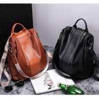 RS732 - 733 tas ransel punggung import bag batam murah wanita kerja