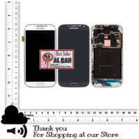 LCD + TOUCHSCREEN FRAME SAMSUNG GALAXY S4 GT-I9500 ORIGINAL 100%