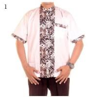 Baju Koko Batik Alvin Motif 12 Diskon