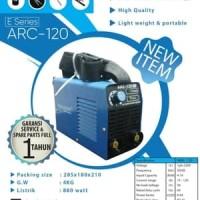 Mesin Las Stahlwerk Arc-120 ARC 120 A - 120A