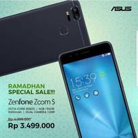 HP ASUS ZENFONE ZOOM S / ASUS ZE553KL (4GB/64GB) GARANSI 1 TAHUN