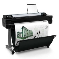 Printer Plotter Hp Designjet T520 (CQ893A) ePrinter Wifi 36inch A0