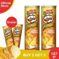 [Buy 2 Get 2 Free] Pringles CheesyCheese 110g Free CheesyCheese 110g