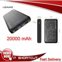 Power Bank USAMS Mosaic  20000mAh