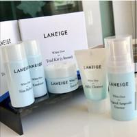 White Dew Trial Kit 5 Items (Laneige)