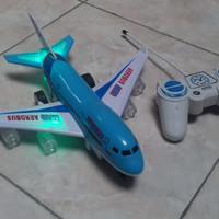 Mainan Remot Control Rc Pesawat A630