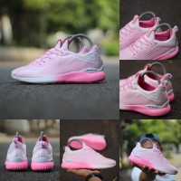 sepatu casual running adidas alphabounce pink putih cewek women wanita