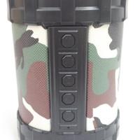 Pemutar Musik Mp3 Player Speaker Aktif Tabung Army Bluetooth Advance