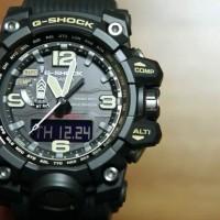 Jam Tangan G-Shock MUDMASTER GWG-1000-1A Black Ori BM