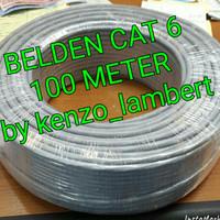 Kabel LAN UTP cat 6 BELDEN USA 100 meter /belden cat6 100meter/belden