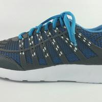 Sepatu sneakers Pria - Nike 3D Grey Blue