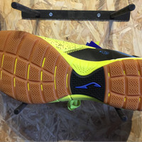 Sepatu futsal joma original Evo flex stabilo biru new 2017