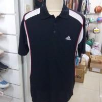 Kaos polo berkerah kancing adidas sport original 100% murah sisa stok