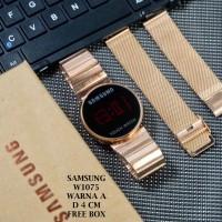 JAM TANGAN WANITA SAMSUNG PAKET W1075