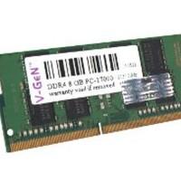 RAM DDR4 SODimm 8GB PC17000/2133Mhz (Memory Laptop VGEN) C387 C_COMP