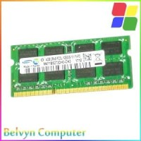 RAM Memory SODIMM Samsung DDR3 4GB PC3-12800 for Laptop No C183 C_COMP
