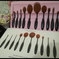 Jual Murah Meriah !!! Oval Blending Brush Set Foundation Diskon - Murah