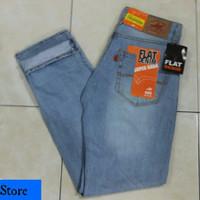 Celana Jeans Lea 606 Import Jeans Lelaki Celana Panjang Jeans Import
