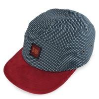 Original Topi Tico Hat  Rown Division  Green Red