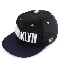 Original Topi Sharks Caps BROOKLYN SHARKS  Black Navy