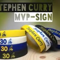 UNDER ARMOUR Import gelang karet pria wanita NBA stephen curry ilf