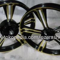 velg mobil motor mio matic racing ring 17 murah original lengkap 00027