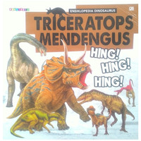 Ensiklopedia Dinosaurus : TRICERATOPS Mendengus