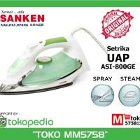 SETRIKA UAP SANKEN ASI-800GE