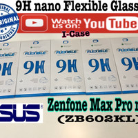 Asus Zenfone Max Pro M1 ZB602KL - nano flexible soft Glass - new origi