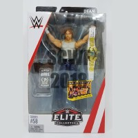 DEAN AMBROSE ACTION FIGURE MATTEL WWE ELITE 58 MOC MAINAN TOY
