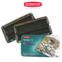 DERWENT Artists Pencils Set 72- Pensil warna merk Derwent Set 72